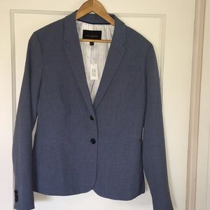 Banana Republic fitted Pale blue Blazer